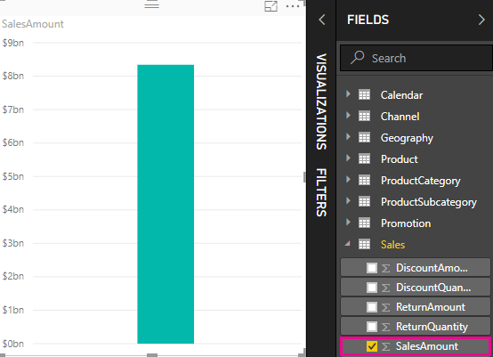How to use measures in Power BI Desktop